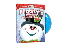 Frosty's Winter Wonderland DVD