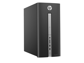 HP Pavilion 550 AMD A10 2TB SATA Desktop