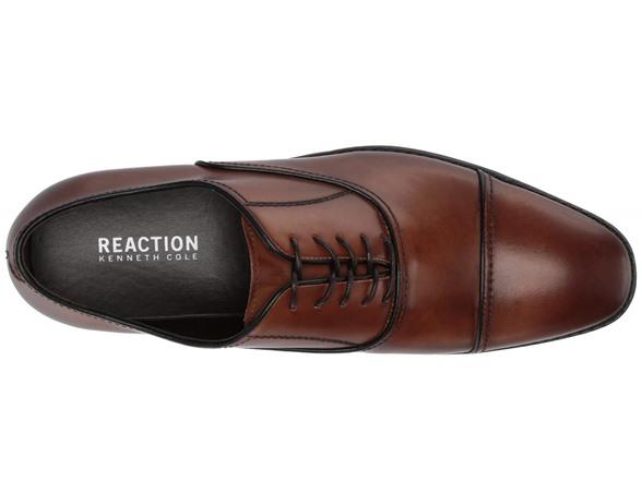 Choose SZ//color Details about  /Kenneth Cole REACTION Men/'s Reggie Lace Up Oxford