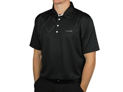 Travis Mathew Men's B Biggs Polo - Black