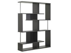 Kessler Bookcase Dark Brown - Tall