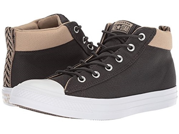 102c6b42cf5278 Converse Men s Street Nylon Mid Top Sneaker