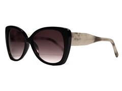 Tally Sunglasses, Black Marble