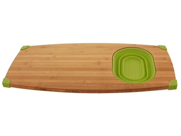 Totally Bamboo Over Sink Cutting Board
