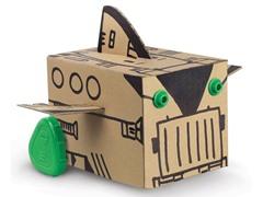 4M Green Science Box Robot Kit