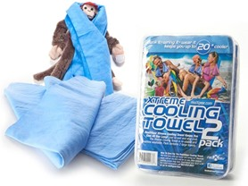 Xtreme Large Cooling Towel 2pk