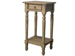 Promenade Square Side Table