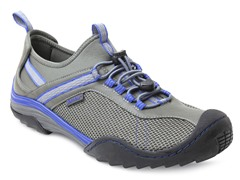Men's Navigator - Charcoal/Neon Blue