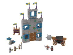 K'NEX True Legends Fortress Siege