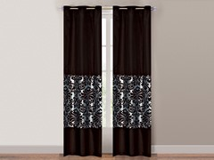 2 Panel Grommet Curtains - 8 Designs