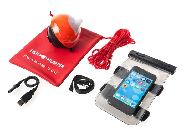 reply fishhunter directonal 3d portable fish finder bundle hapon