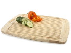Core Bamboo XL Cutting Board - Tulip