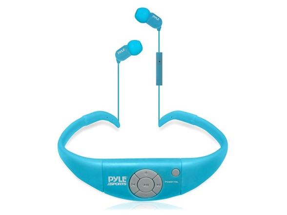 pyle waterproof bluetooth headphones. Black Bedroom Furniture Sets. Home Design Ideas