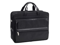 "Elston Double Compartment 17"" Laptop Case"