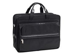 """Elston Double Compartment 17"""" Laptop Case"""