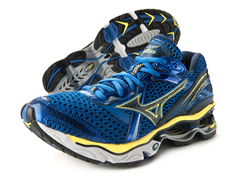 Mizuno Wave Creation 12 - Blue/Yellow