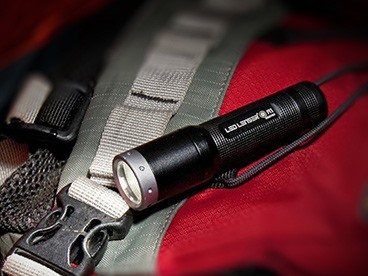 LED Lenser Flashlights & Headlamps