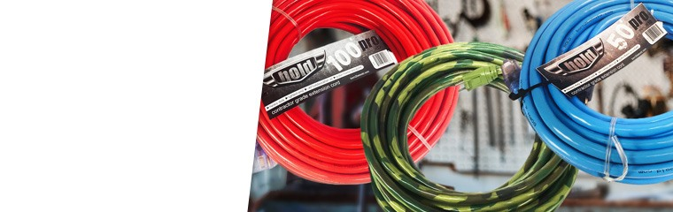 Bold Contractor Grade Extension Cords