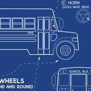 The Wheels on the Blueprint
