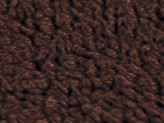 Reversible Cotton Rug -Chocolate: Multiple Sizes