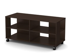 South Shore Jambory TV Stand/Storage Chocolate