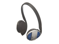 MiiSport Bluetooth Headset - Blue