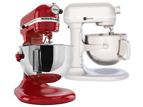 KitchenAid 6QT Professional Mixer-2 Colors