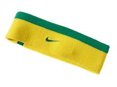 Premier 20 Headband - Yellow/Green