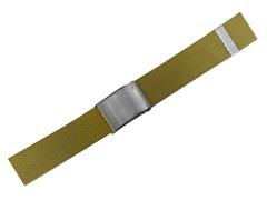 Bottle Cap Web Belts, Tan