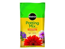 Miracle-Gro Potting Mix, 1 Cubic Foot