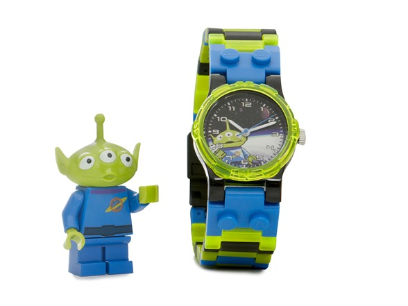 Dach Toy Story : Lego toy story alien watch kids toys