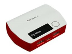 Miikey MiiPower2 5200 mAh Power Bank