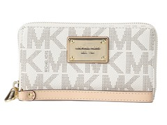Michael Kors Multifunction Phone Case, Vanilla