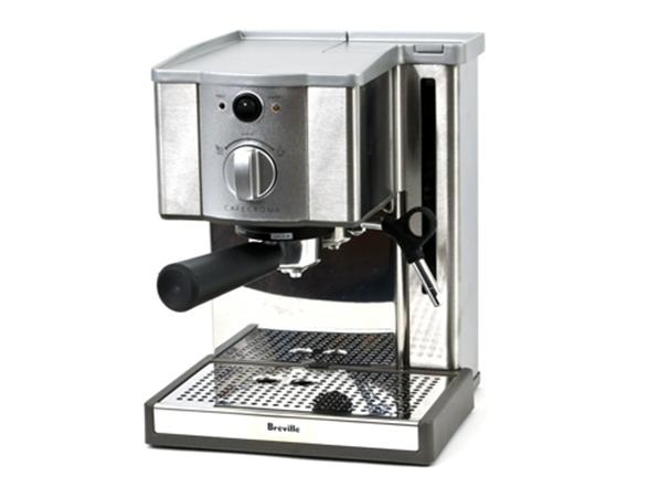 Coffee Maker Breville : Breville Cafe Roma Espresso Maker