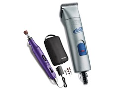 Andis AGC Super 2 Speed Clipper w/Nail Grinder Purple