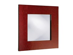 Sonia Red Mirror