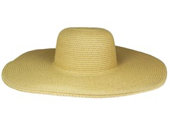 Straw Hat, Natural