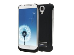 2100 mAh Battery Case for Galaxy S4
