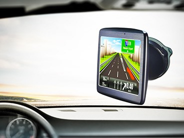 TomTom GPS with Lifetime Maps