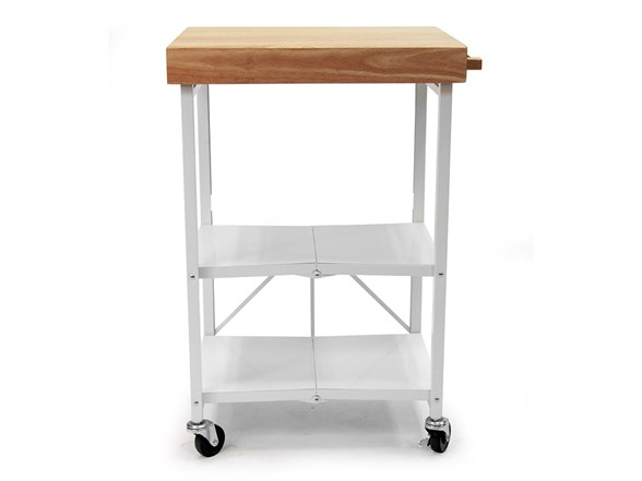 Origami Foldable Kitchen Island Cart 3 Colors