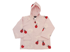 Lady Bug Rain Coat
