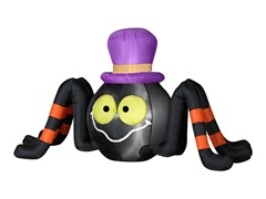 Airblown Spider with Top Hat