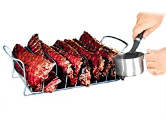 Backyard Classic Professional Rib Grilling Set