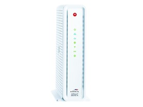 ARRIS Cable Modem & Wi-Fi Router - White