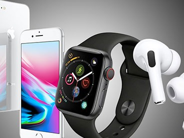 iPhones and Apple Watches and AirPods, OH MY!