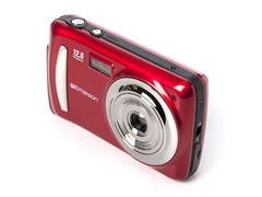 Emerson 12MP Digital Camera - Red