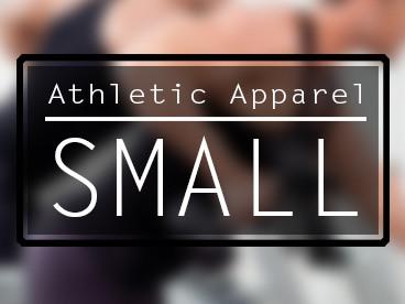 Men's Small Athletic Apparel