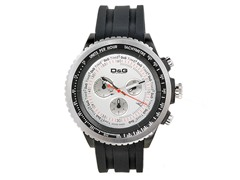 D&G Swiss Quartz Watch