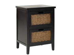 Jonah End Table -Black