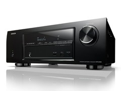 Denon 5.1 3D PassThrough AV AirPlay Receiver